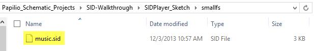 Sid File