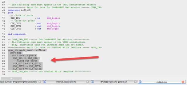 FPGA Clocking: Clocking Wizard in Xilinx ISE | Gadget